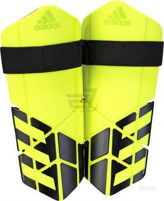 Щитки футбольні Adidas CW9721 X YOUTH р. M салатовий