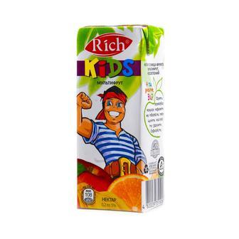 Нектари Rich Kids 0,2 л