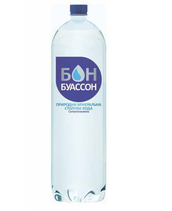 Мінеральна вода, мінеральна з лимоном Бон Буасон 2л