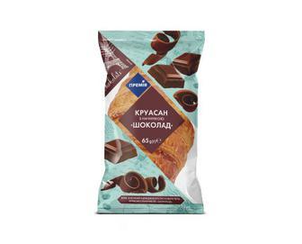 Круасан з начинкою «Шоколад» «Премія»® 65 г